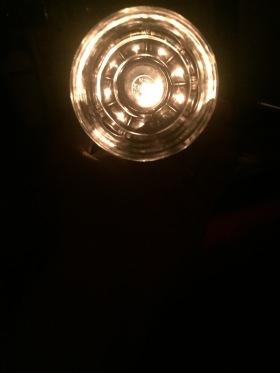 Glass Half Full of Light